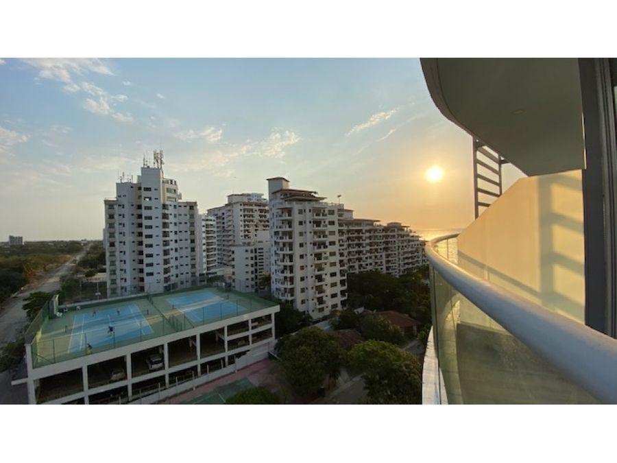 arriendo apartamento bello horizonte santa marta
