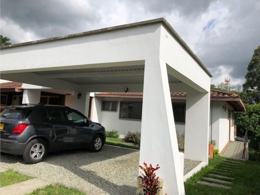 vendo casa campestre armenia el caimo quindio