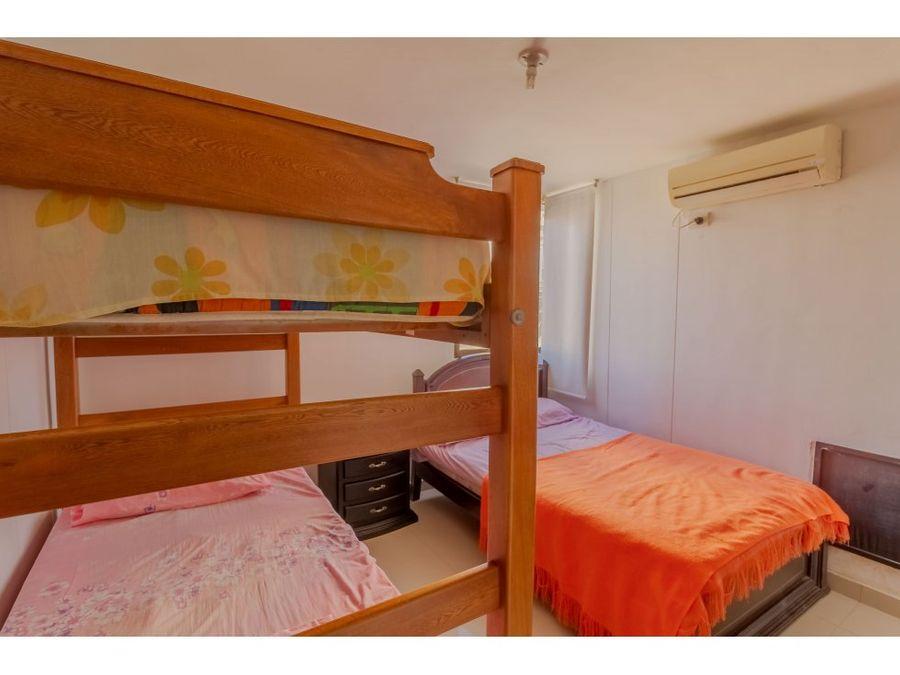 apartamento en venta en santa marta rodadero sur