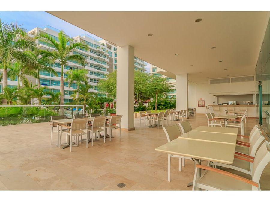 apartamento en venta resort con salida a la playa