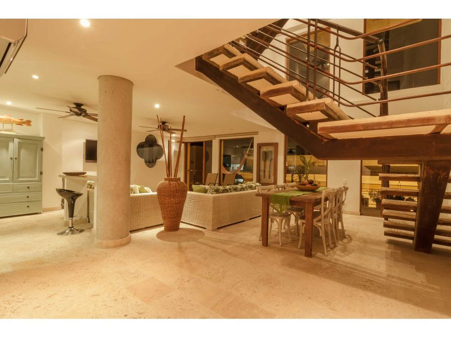 luxury penthouse for sale in santa marta