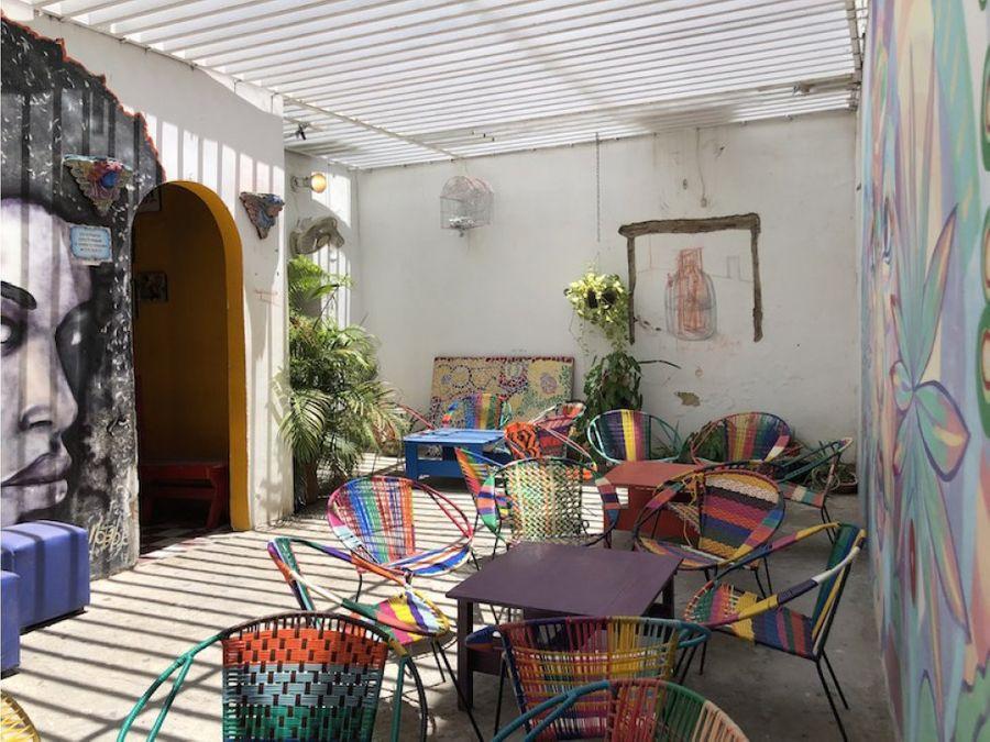 casa en venta en el centro historico de santa marta