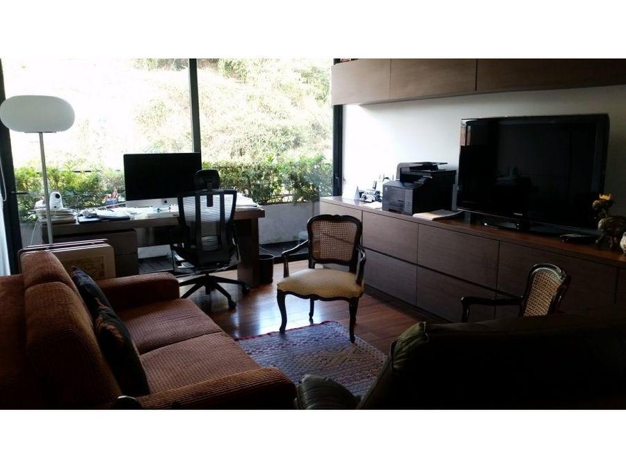 apartamento venta santa barbara alta 324m2