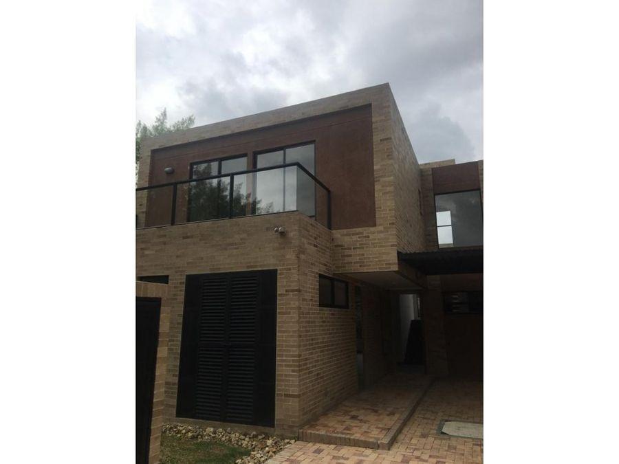 venta casa cajica
