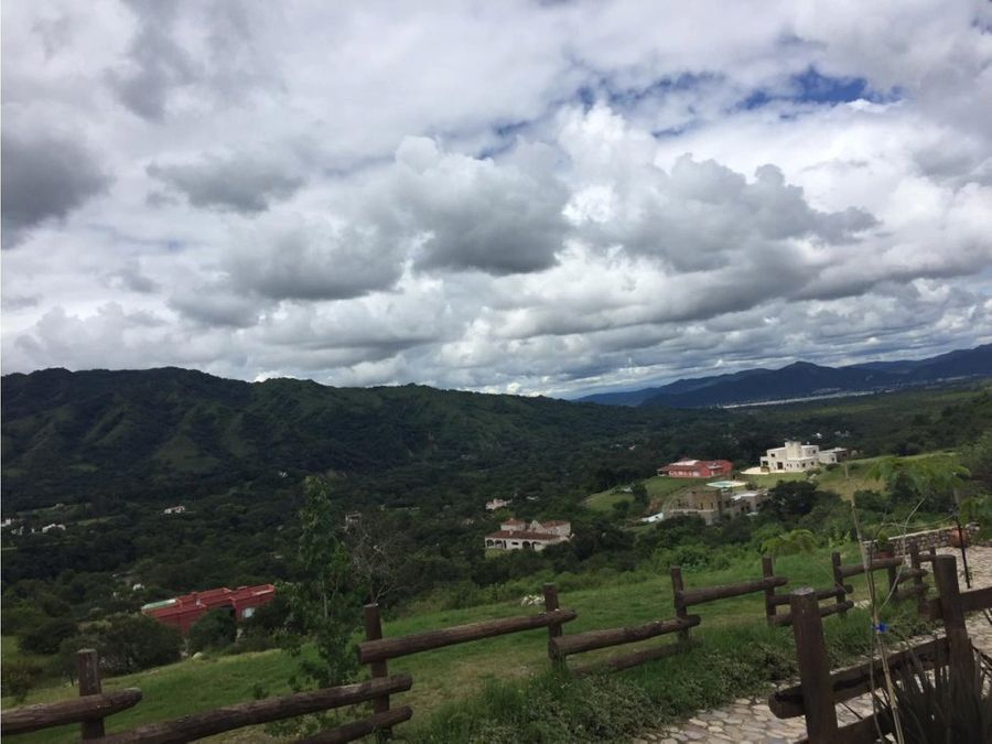 la hoyada de castellanos hermosa vista