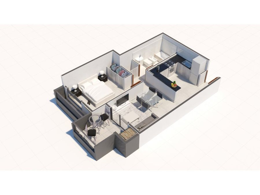 alto 20 1 dormitorio
