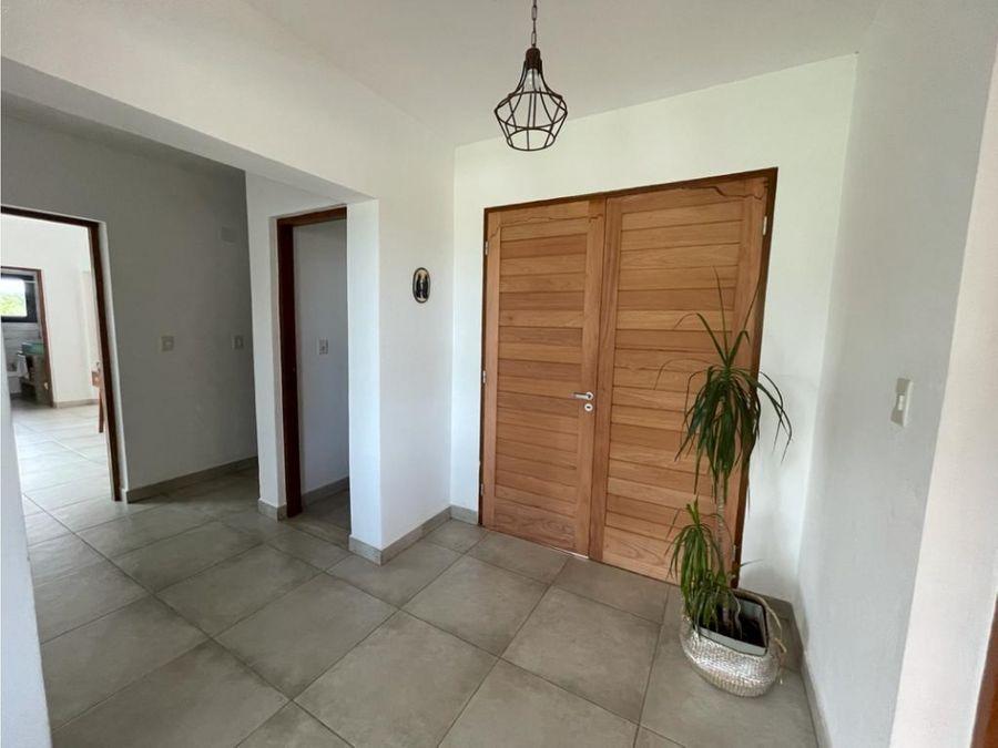 casa en praderas de san lorenzo