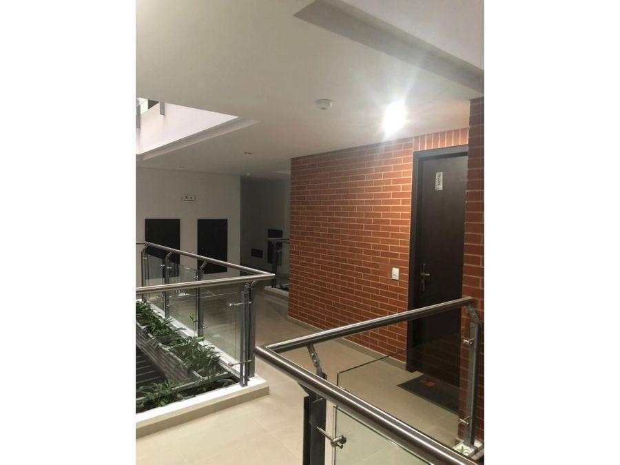 inversionistas apto exterior moderno 53m2 balcon pasadena