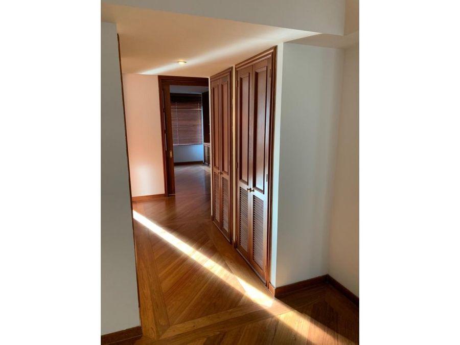 apartamento clasico exterior 180m2 mejor zona chico calle 94
