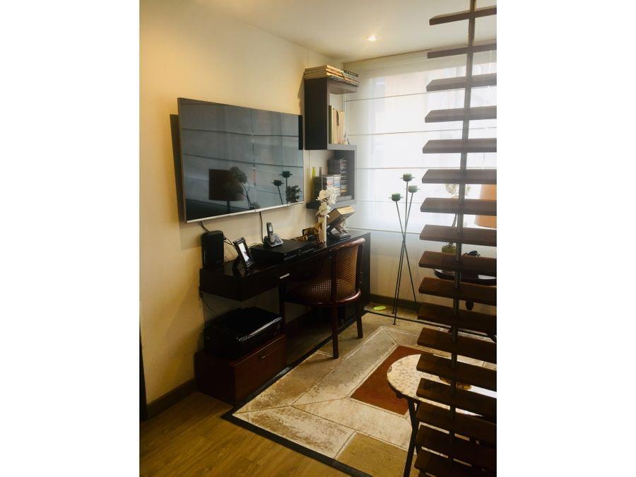 ganga moderno 127 m2 terraza de 24m2 3hab club house chico iii