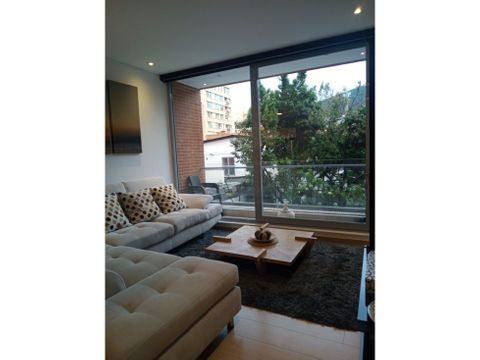 apartaestudio moderno de lujo 67m2 chico virrey