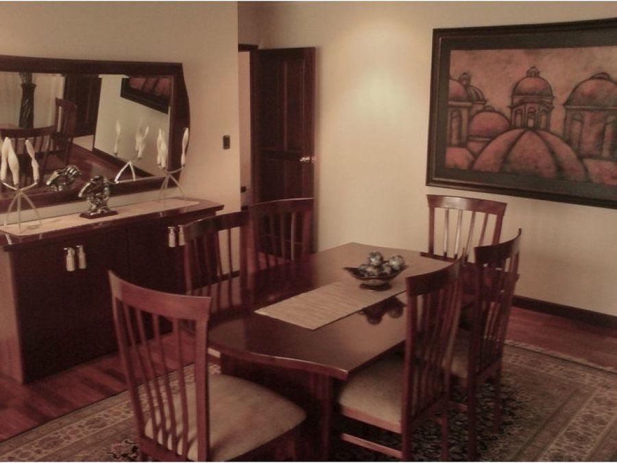 renta y venta de apartamento en zona 14