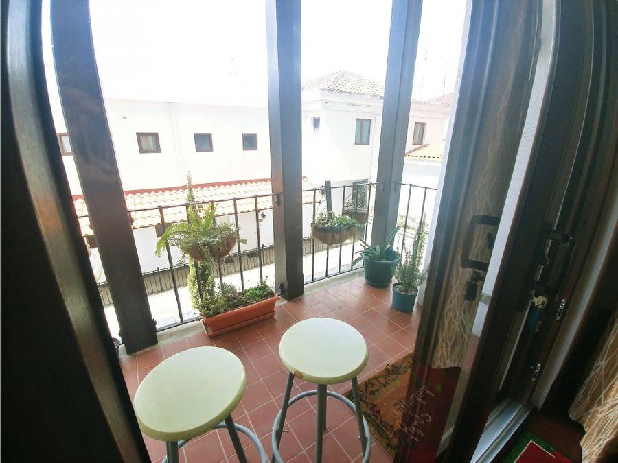 renta de apartamento amueblado zona 16 cayala