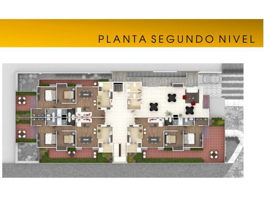 cadoro venta de apartamentos nuevos en zona 16