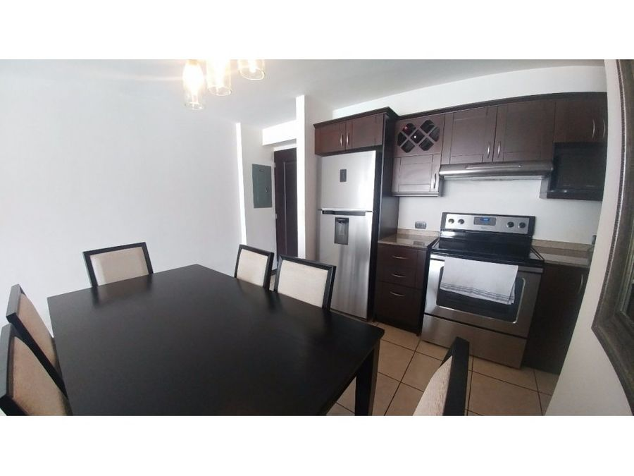 venta de apartamento semiamueblado en zona 11