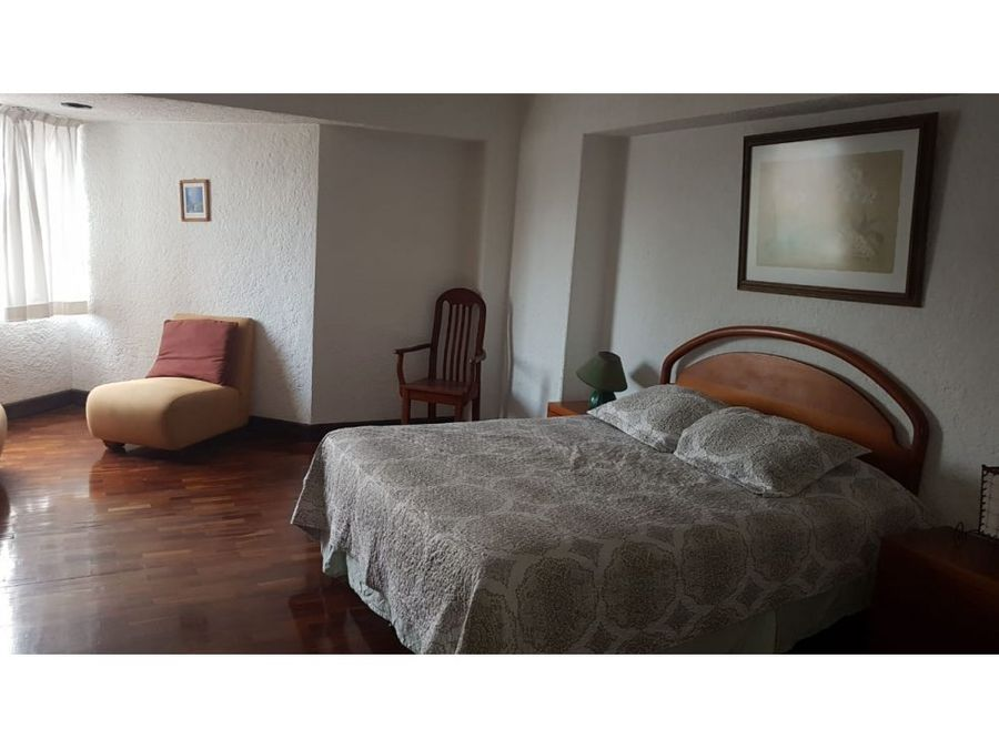 renta de apartamento amueblado en zona 10