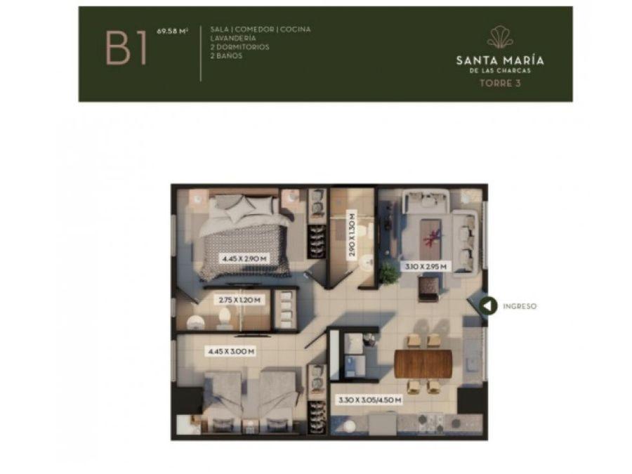 venta de apartamentos en zona 11