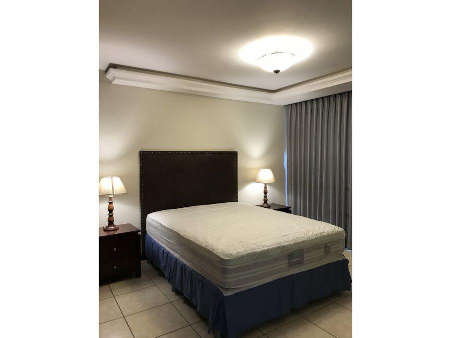 renta de apartamento amueblado en zona 9