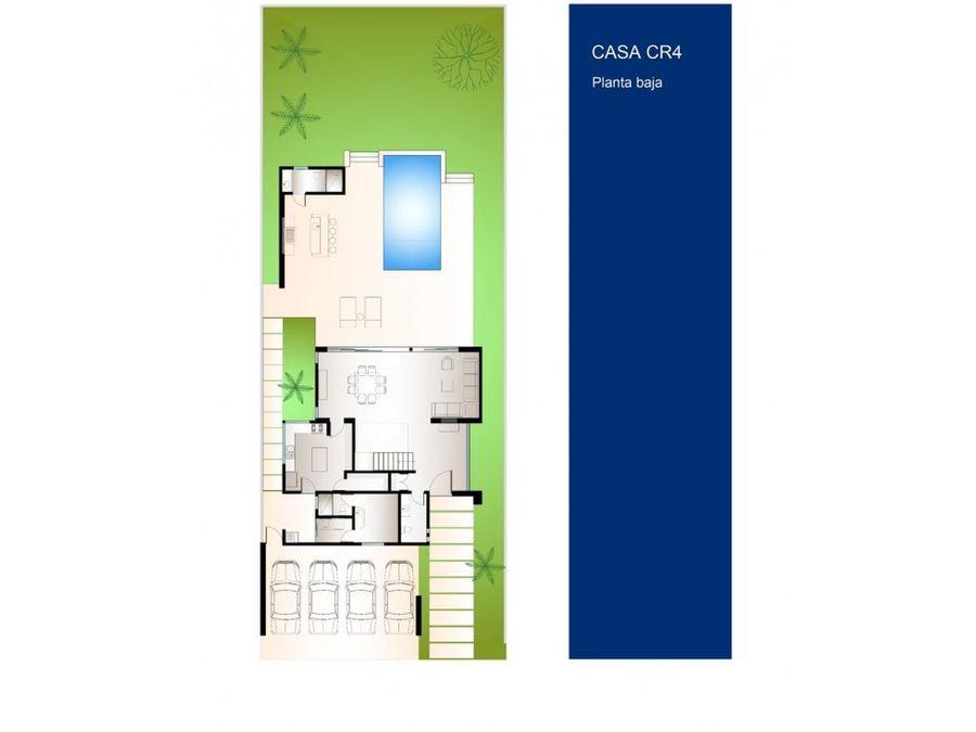 casas cr3 en conjunto residencial la reserva