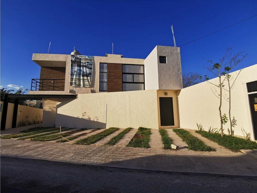 se renta town house en chuburna