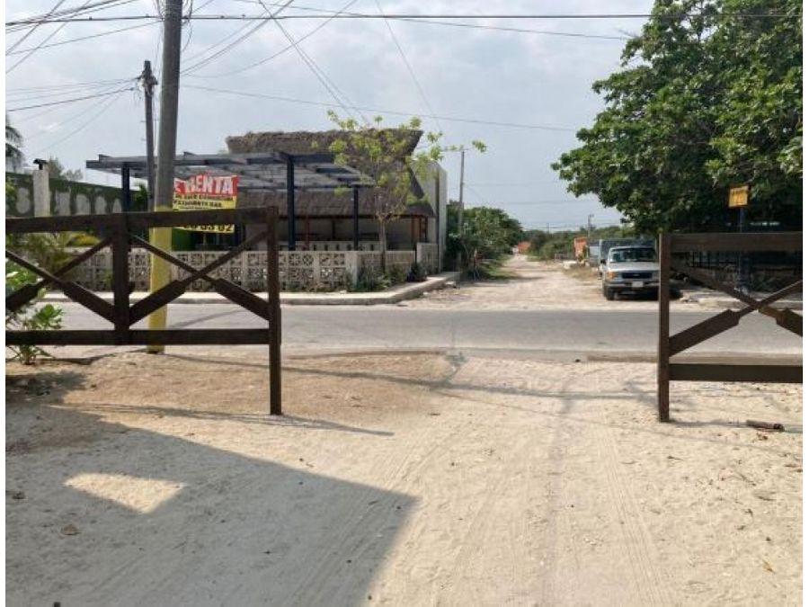 renta de casa margarita en chicxulub puerto