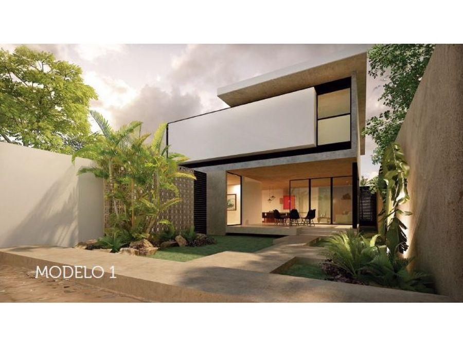 casa habitacion en privada arborea 218 modelo 1