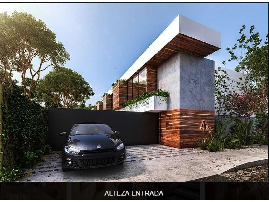 townhouse en residencial alteza