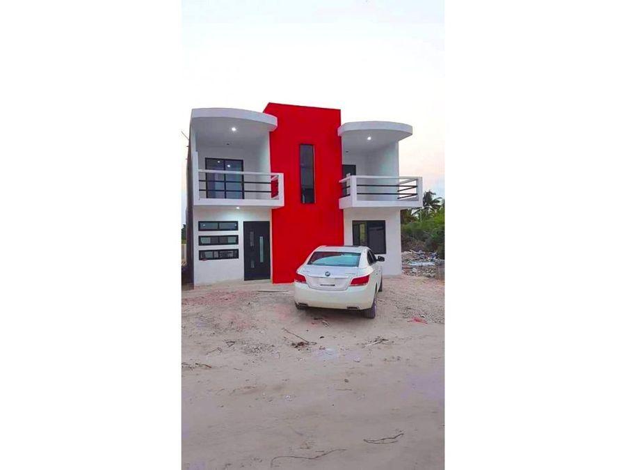 estrena casa nueva 150 metros del mar en chicxulub