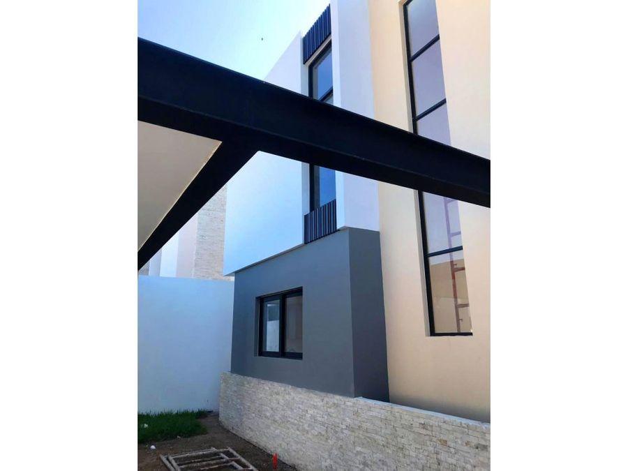 hermosas casas en privada yaax beh mod a y b