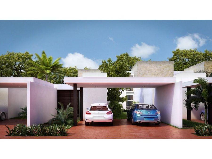 casas confort en privada campocielo 2 recamaras