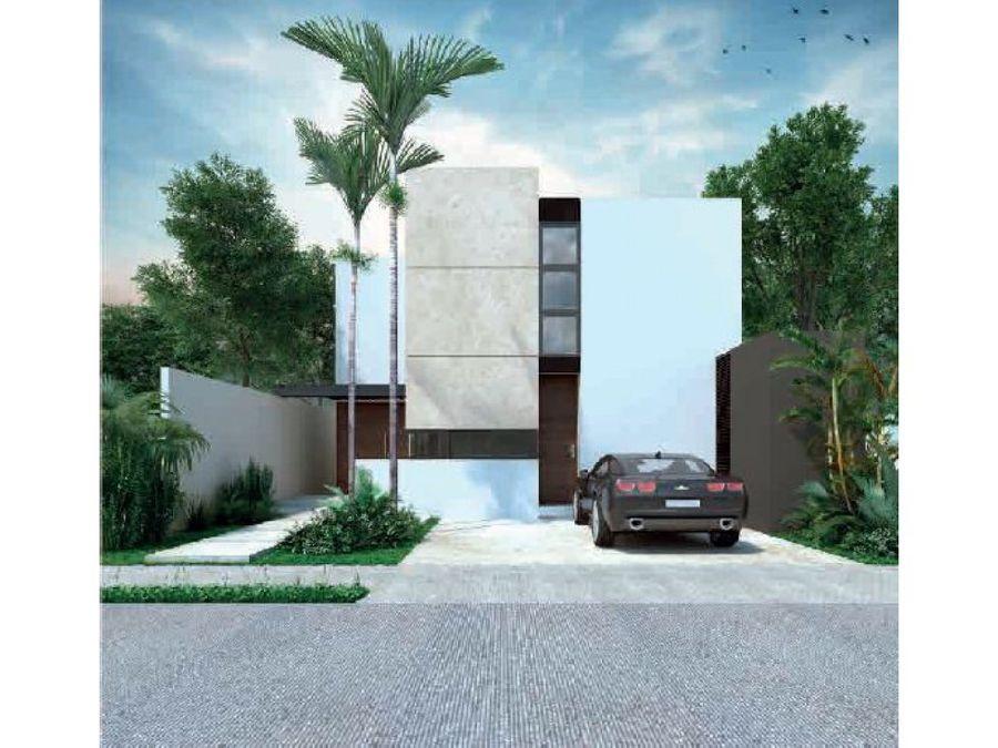 casas residenciales kinish norte de merida