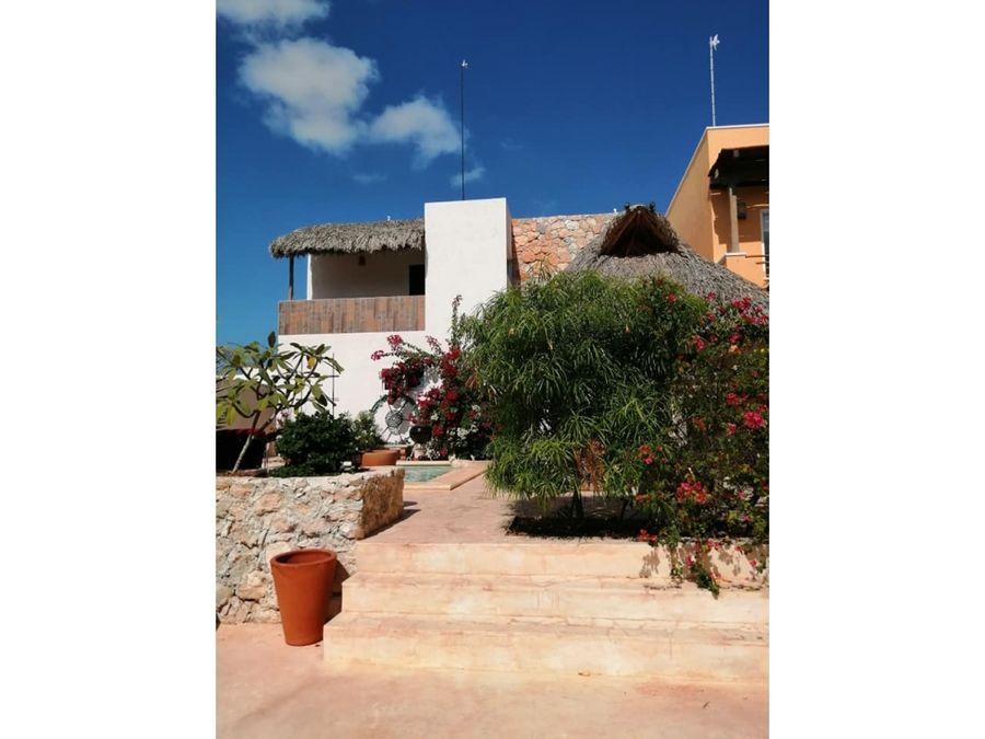 casa aqua en chelem progreso yucatan