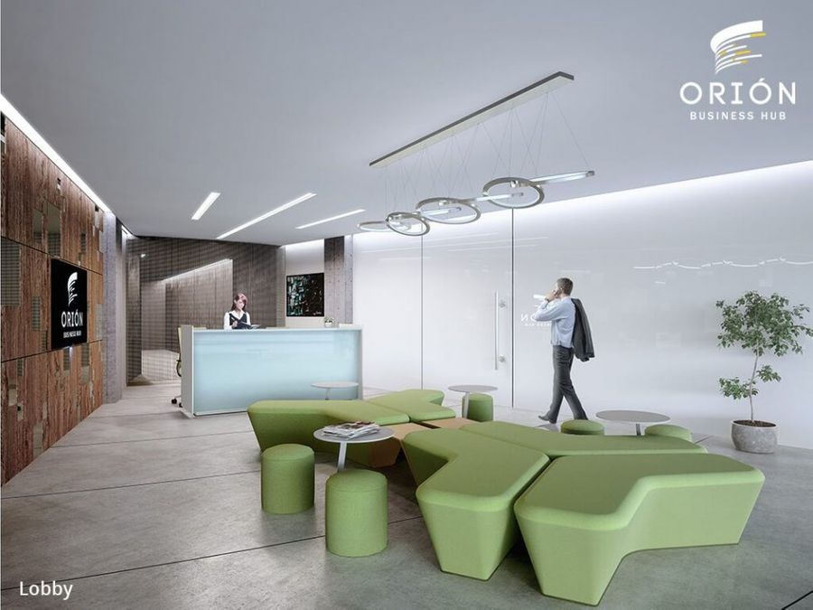 oficinas corporativas orion business hub
