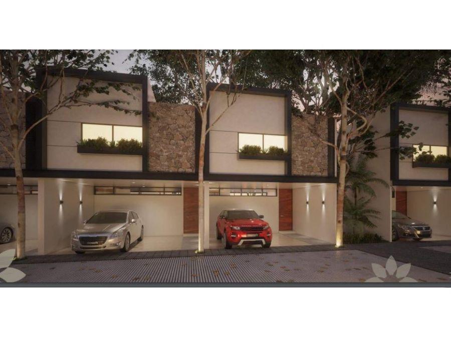 privada alta teyra townhouses en montebello