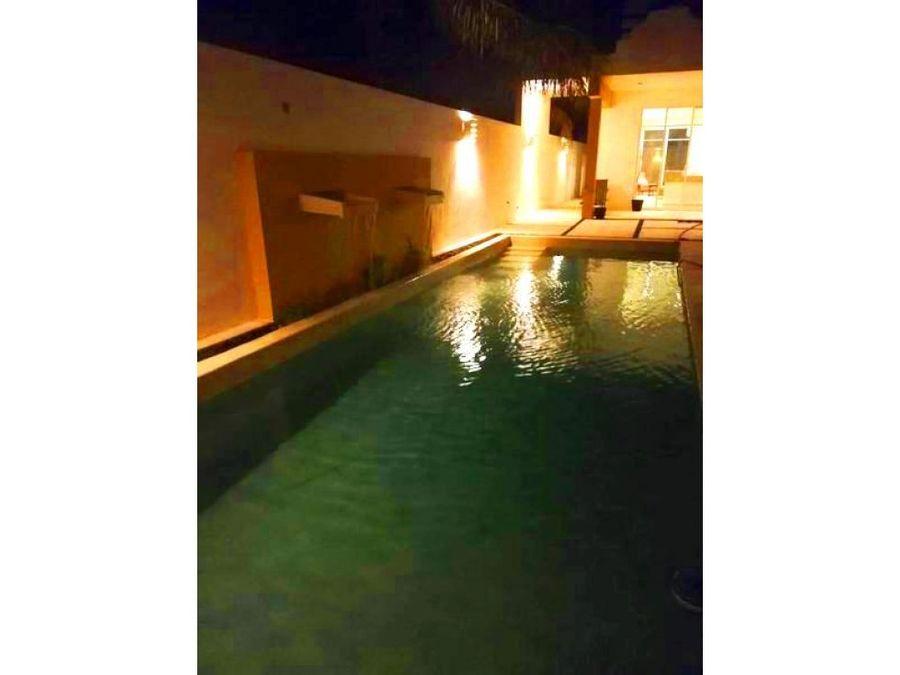 bella casa las fuentes en chuburna puerto