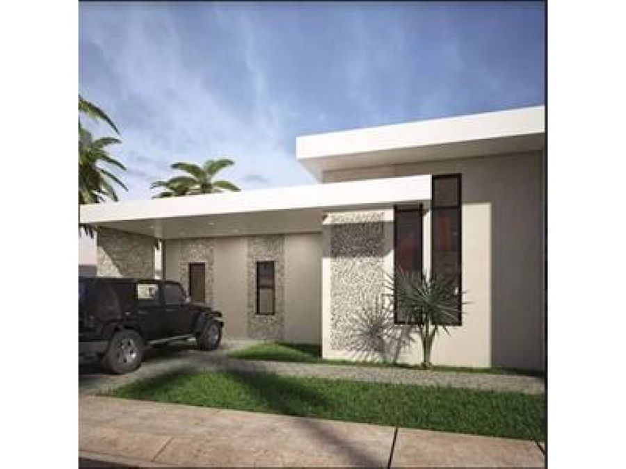 casa balam a tres calles del mar de chuburna