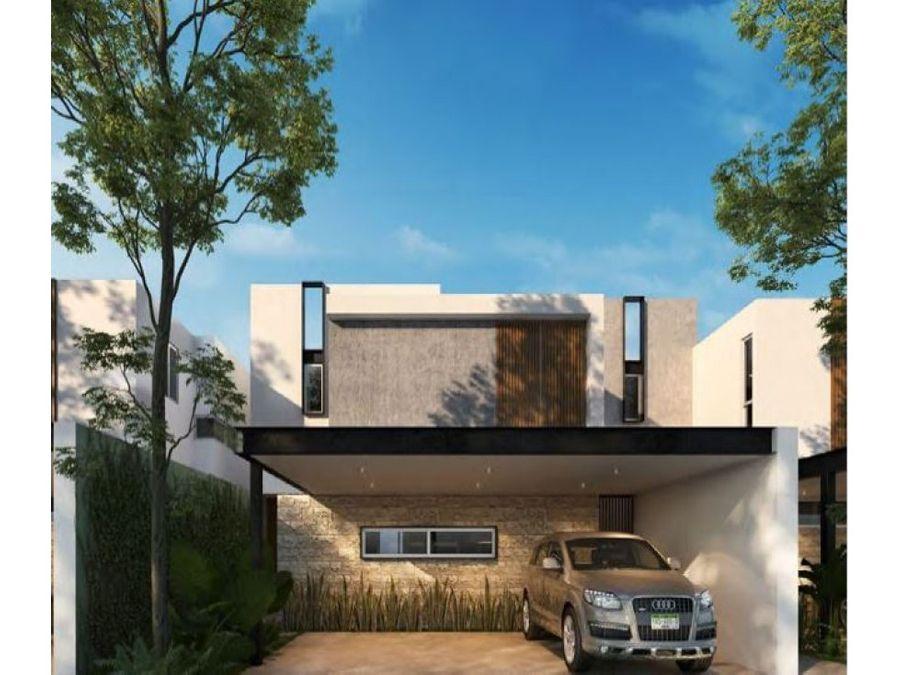 hermosas residenciales en desarrollo el origen al norte de merida