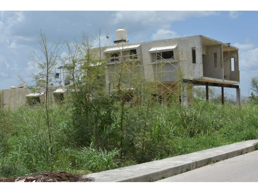 se vende lote residencial en conkal