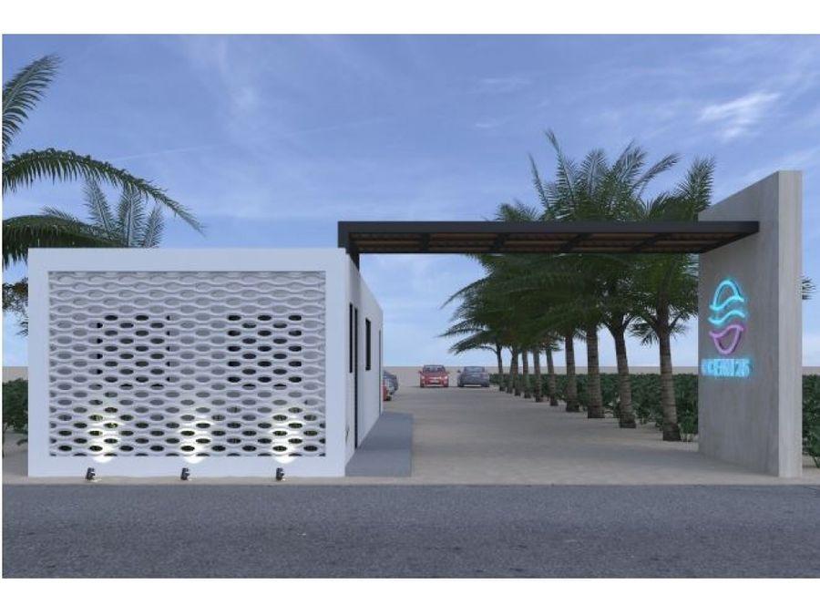 departamentos ocean 26 de lujo en las playas de san benito