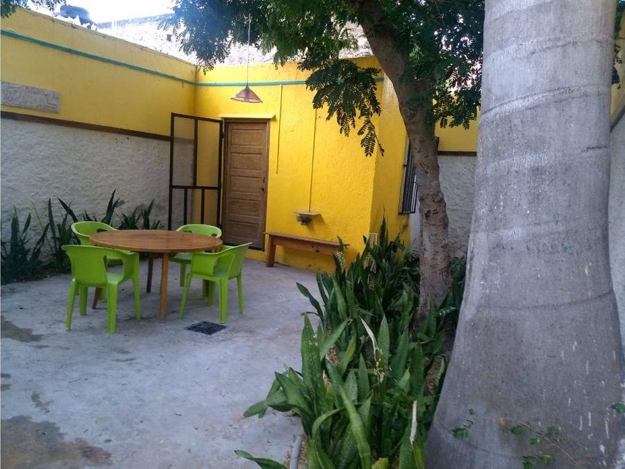 casa anita ubicada en el centro de merida
