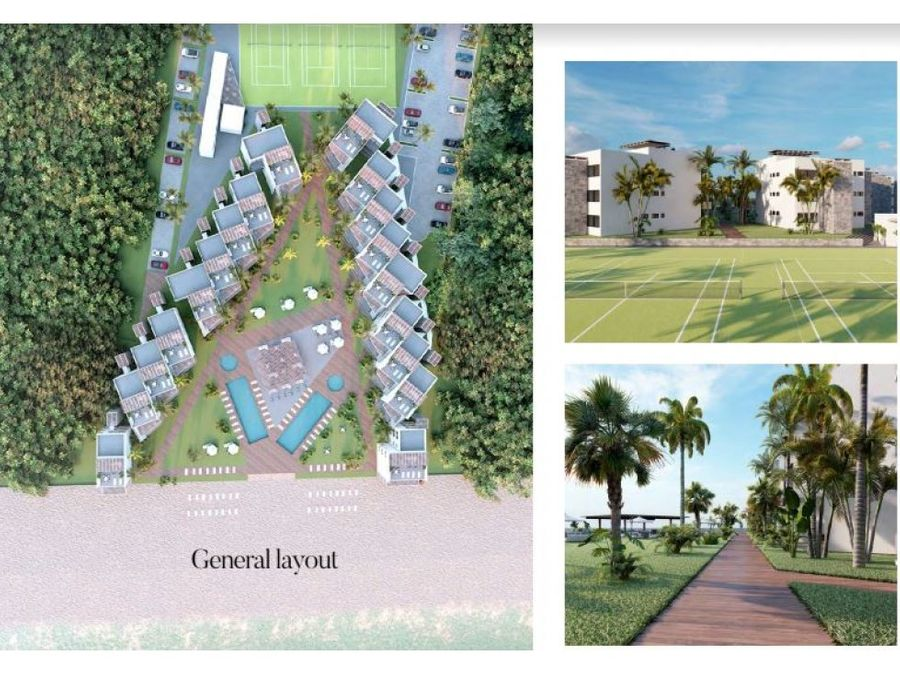 villas townhouses caban en el pto san crisanto en la costa esmeralda