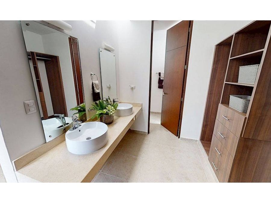 casas privada aleza en conkal modelo 213