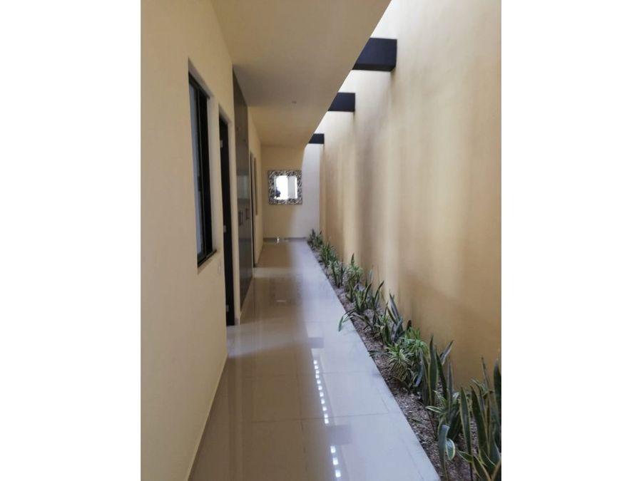 casas de un piso en privada jardines en conkal