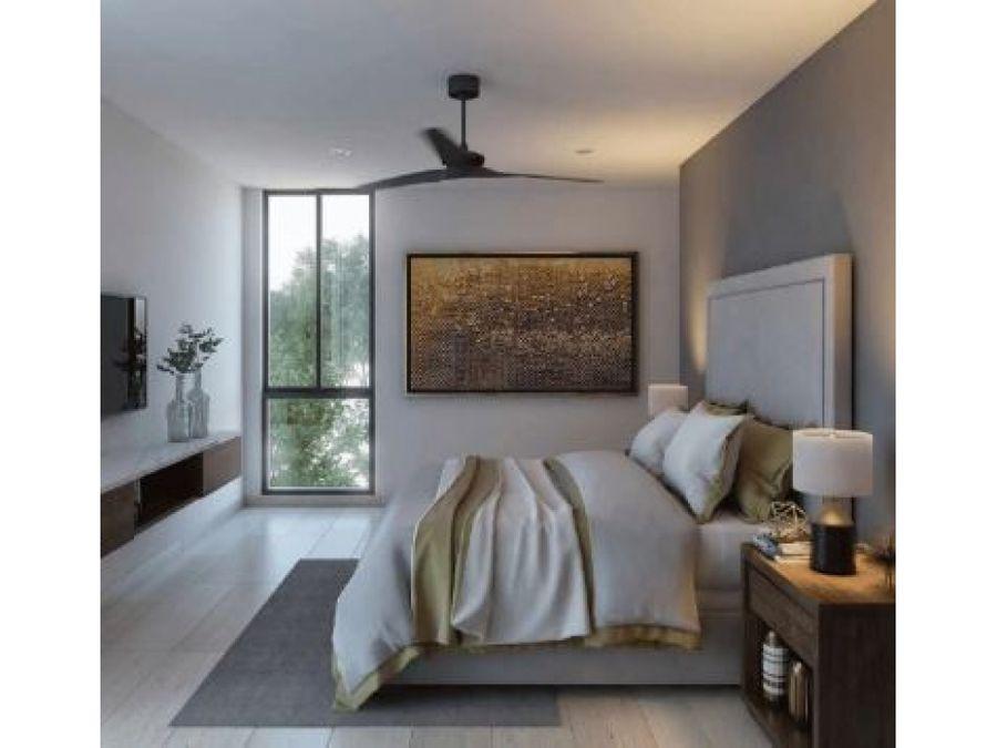 casa residencial anona de tres niveles temozon nte yucatan