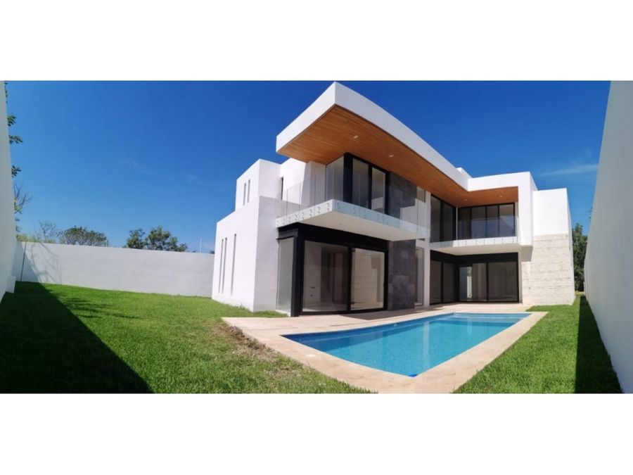 magnifica casa en privada residencial allegra