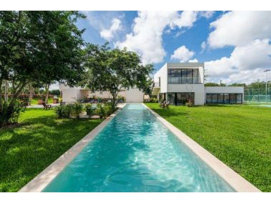 lotes residencial zendera en conkal yucatan