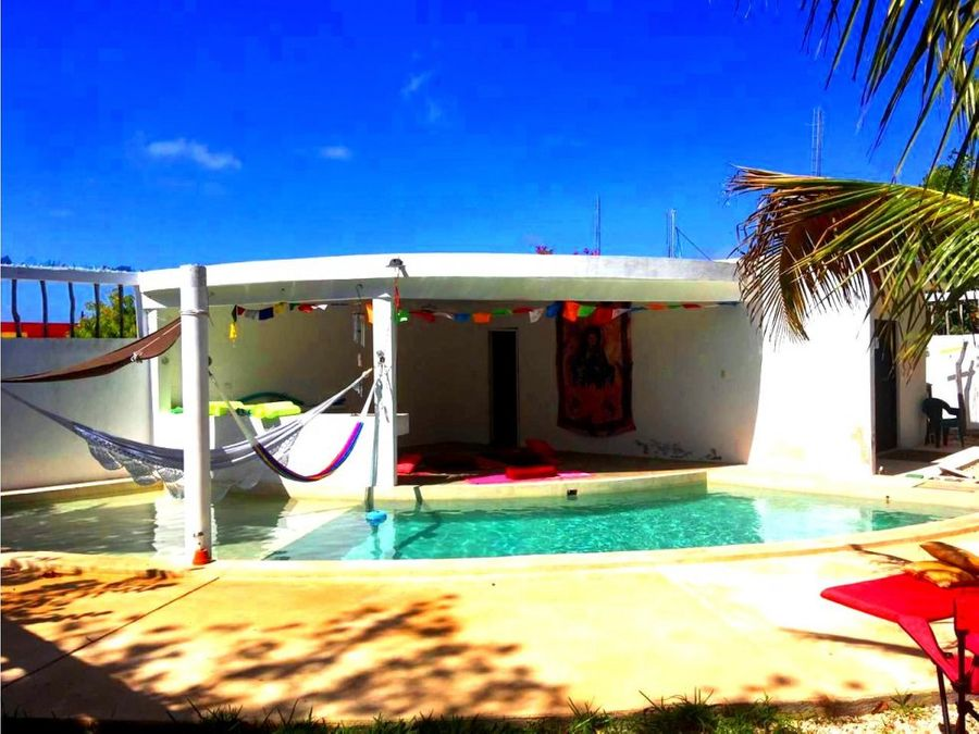 hermosa casa buganvilias a 150 metros del mar