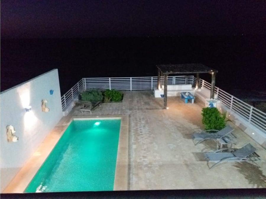 casa frente al mar villa chelem progreso yucatan