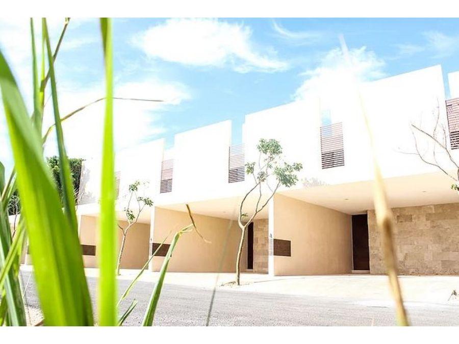 townhouses en montebello aria modelo a