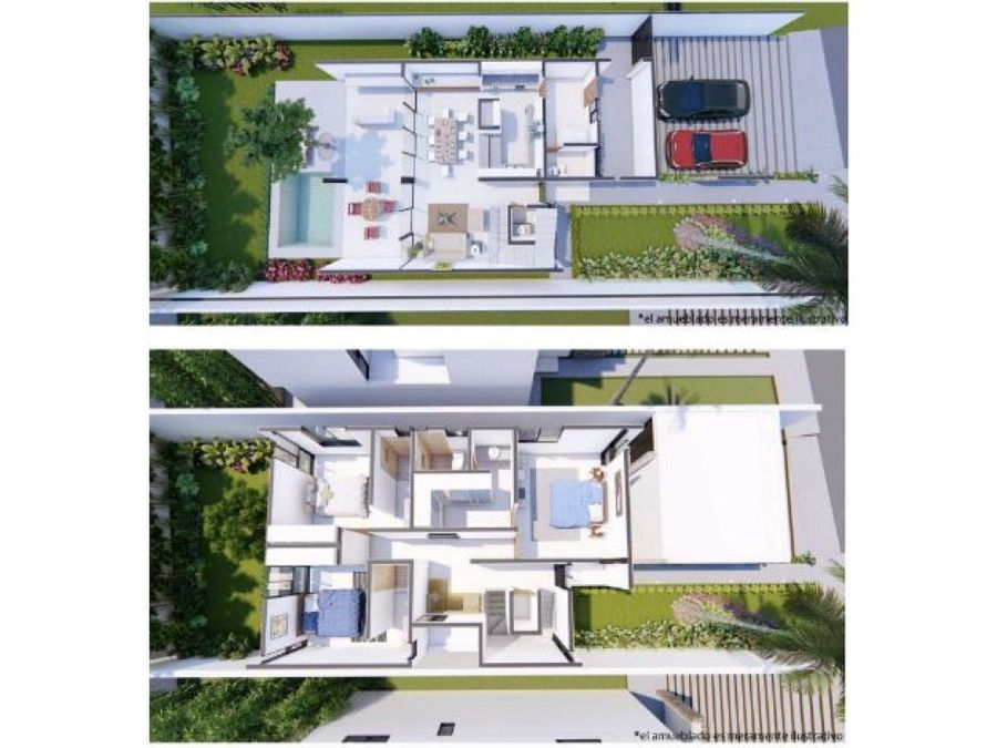 casa en privada arborea lote 120 mod a1